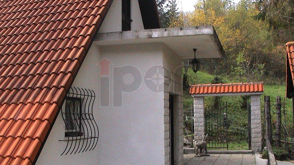 House, 80 m2, For Sale, Vrbovsko - Moravice