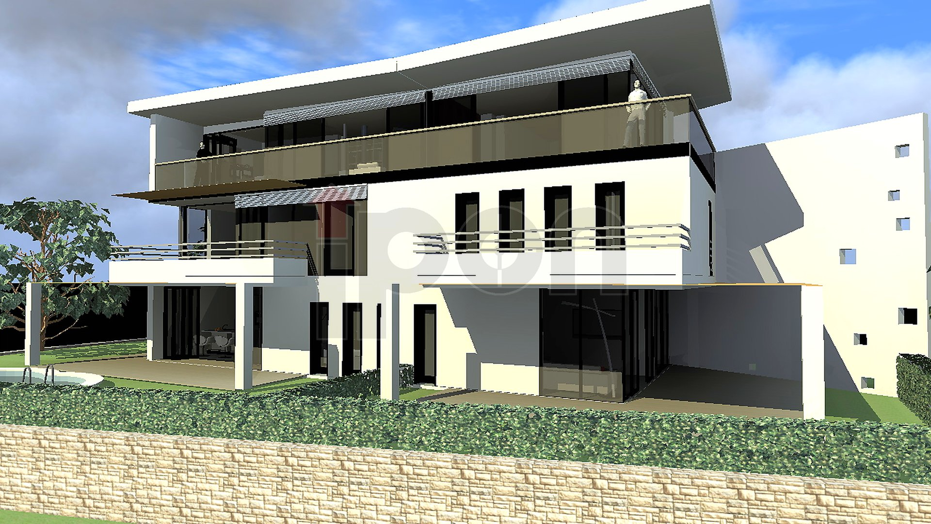 Wohnung, 130 m2, Verkauf, Rijeka - Kozala