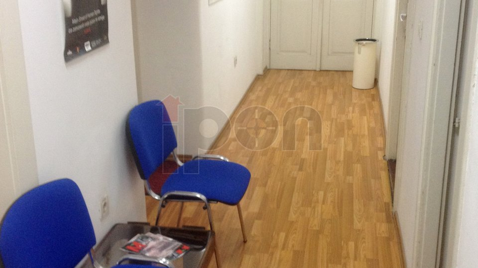 Commercial Property, 56 m2, For Rent, Rijeka - Centar