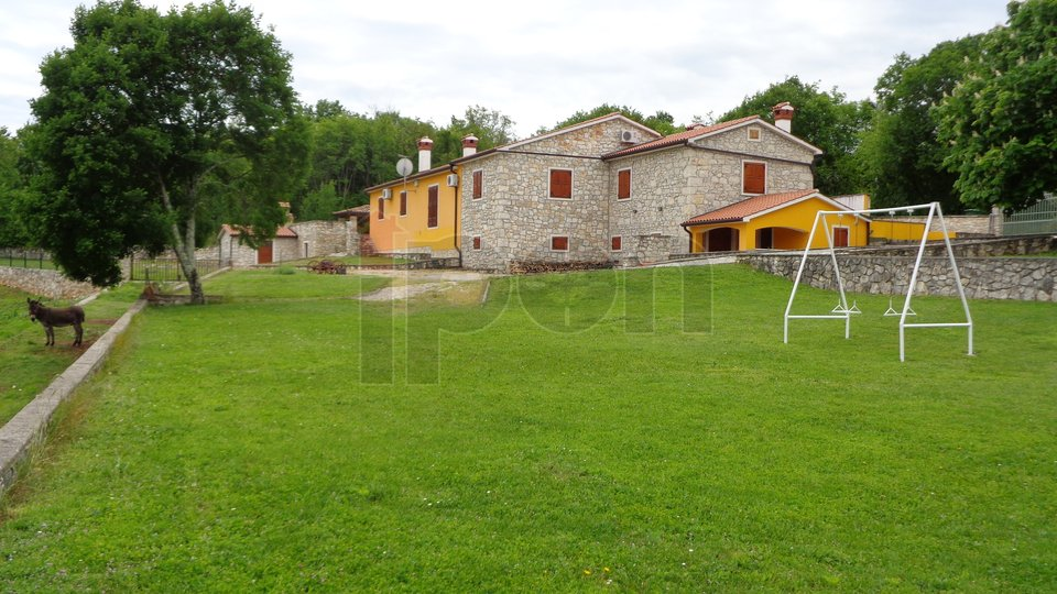 House, 300 m2, For Sale, Kršan