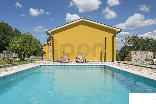 House, 250 m2, For Sale, Kršan