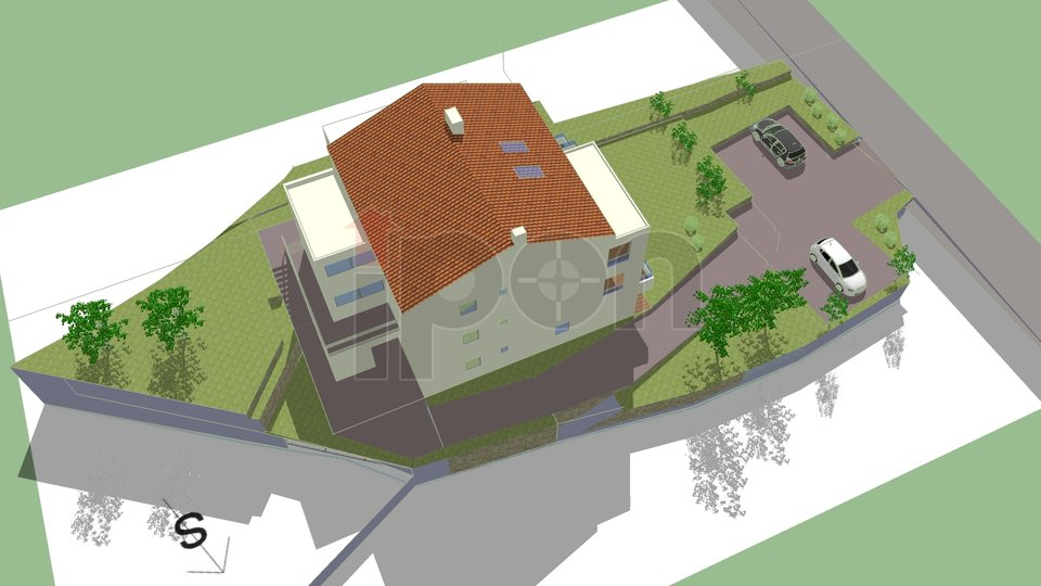 Wohnung, 185 m2, Verkauf, Kastav