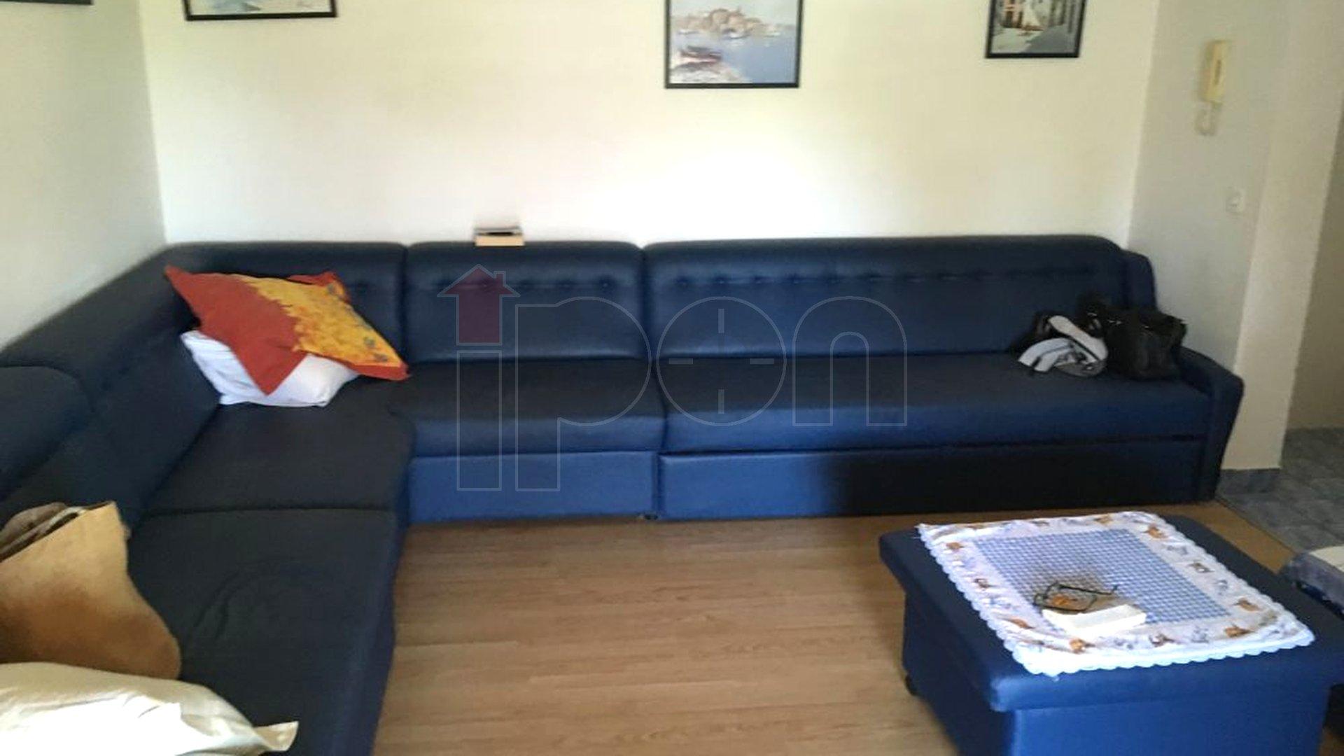 Malinska, namješten studio apartman sa loggiom