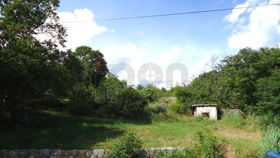 Land, 630 m2, For Sale, Rijeka - Trsat