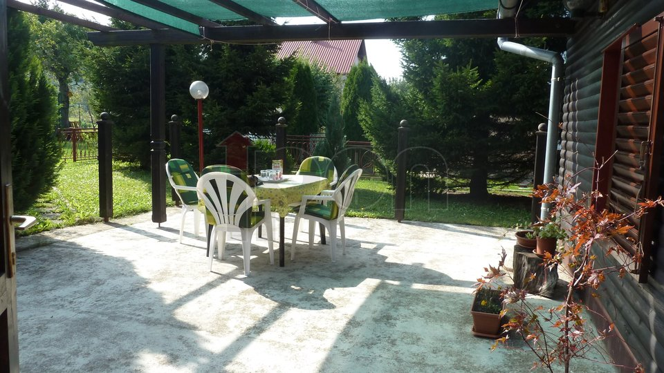 House, 120 m2, For Sale, Fužine - Vrata