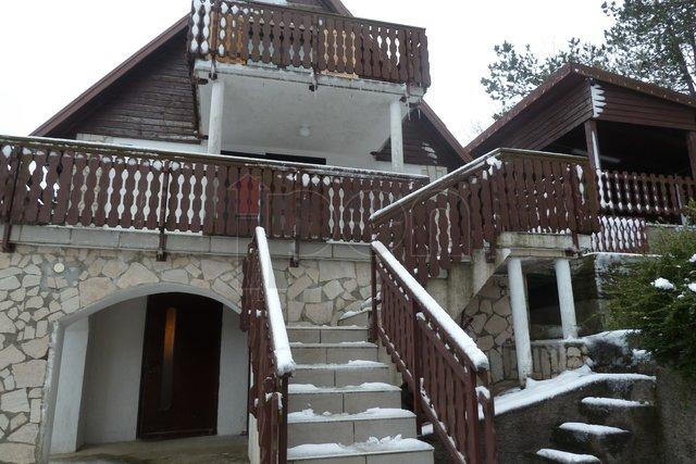 House, 120 m2, For Sale, Fužine - Lič
