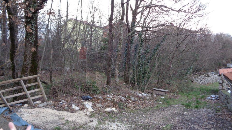 Land, 1333 m2, For Sale, Rijeka - Srdoči