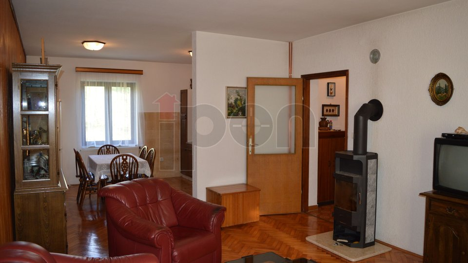 House, 240 m2, For Sale, Fužine - Belo Selo