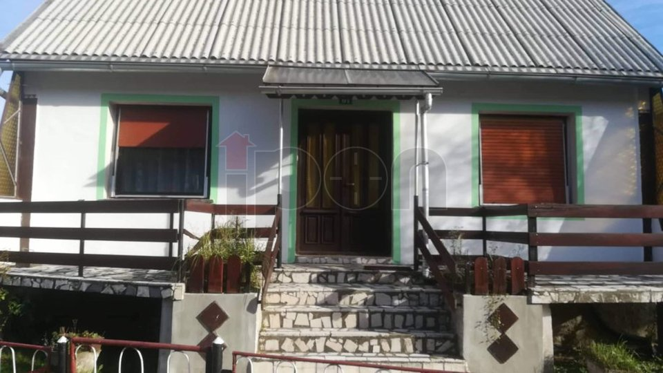 House, 100 m2, For Sale, Fužine - Lič
