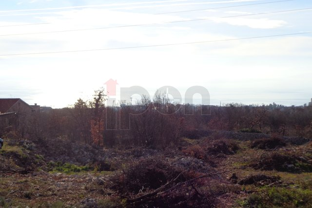 Land, 900 m2, For Sale, Rijeka - Hosti