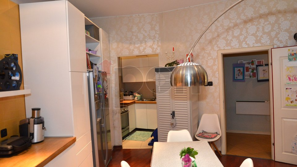 Apartment, 120 m2, For Sale, Rijeka - Belveder