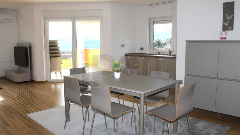 Apartment, 93 m2, For Rent, Kastav