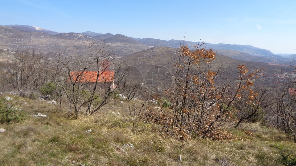 Land, 800 m2, For Sale, Škrljevo