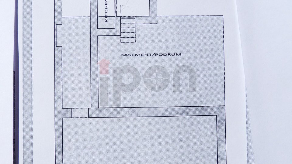 Commercial Property, 60 m2, For Sale, Rijeka - Centar