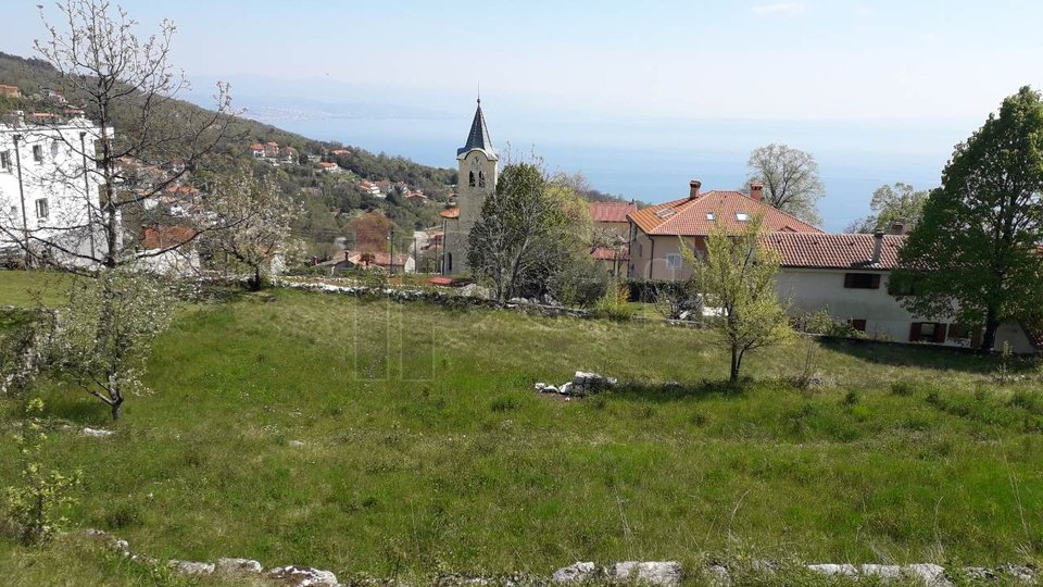 Land, 1584 m2, For Sale, Opatija - Poljane