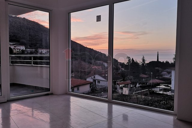 Apartment, 79 m2, For Sale, Mošćenička Draga