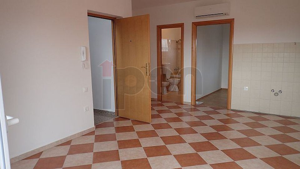 Krk, novi apartman 1S+DB sa balkonom