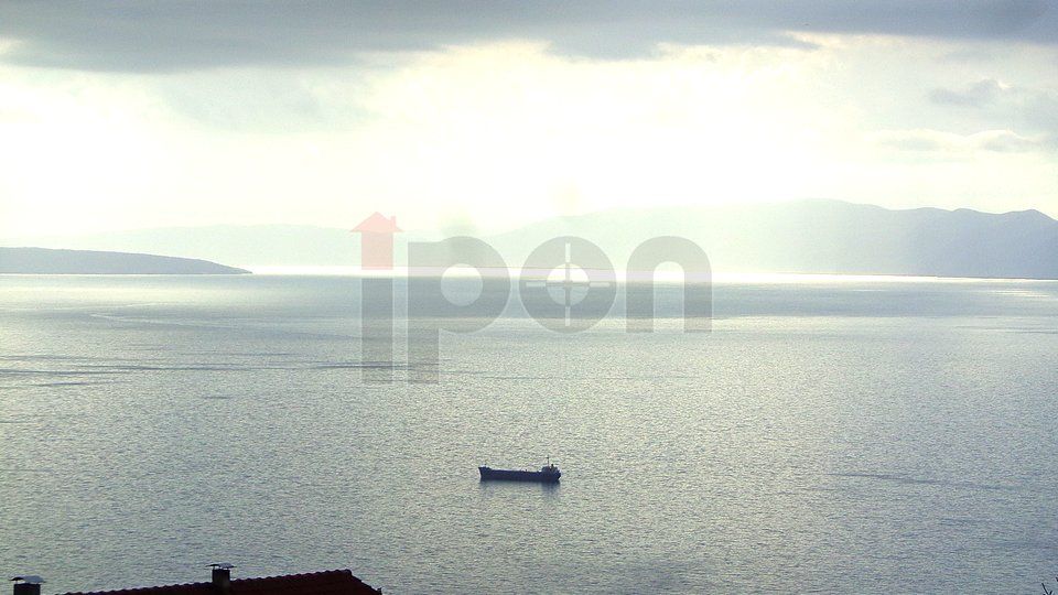 D.Drenova, 2S+DB sa prekrasnim pogledom na more