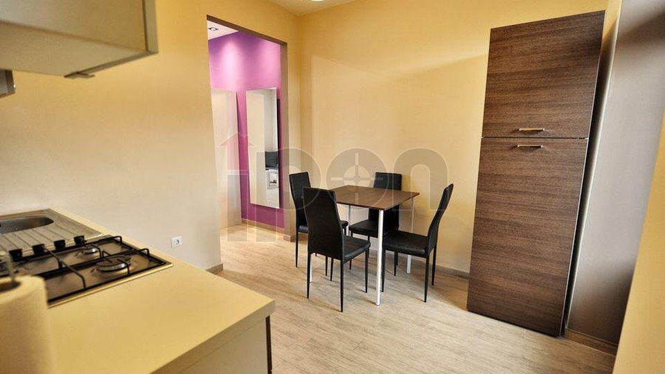 Apartment, 31 m2, For Sale, Rijeka - Turnić