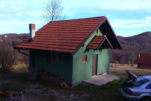 Hiša, 60 m2, Prodaja, Mrkopalj