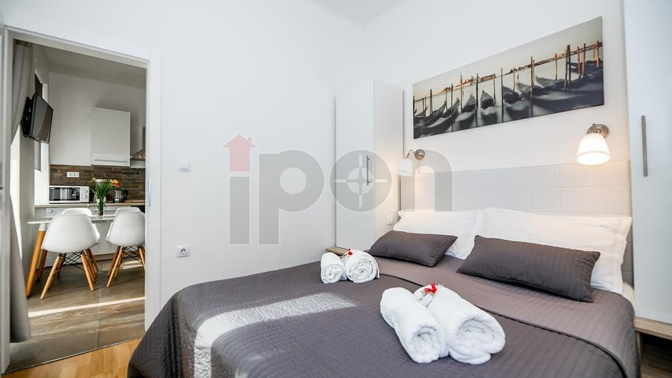 Apartment, 34 m2, For Rent, Rijeka - Centar