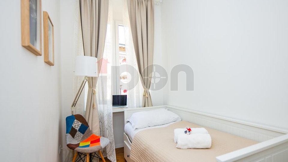 Apartment, 45 m2, For Rent, Rijeka - Centar