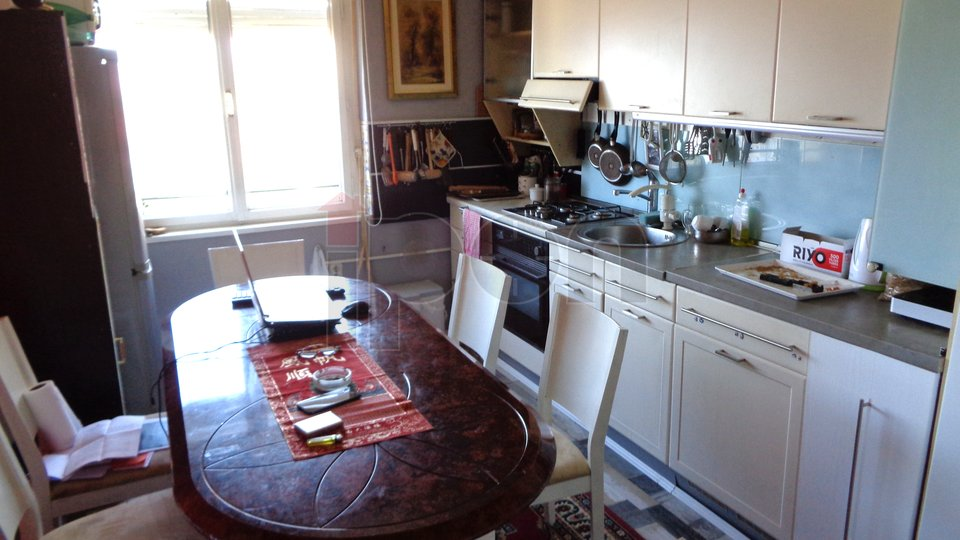 Apartment, 69 m2, For Sale, Rijeka - Krimeja