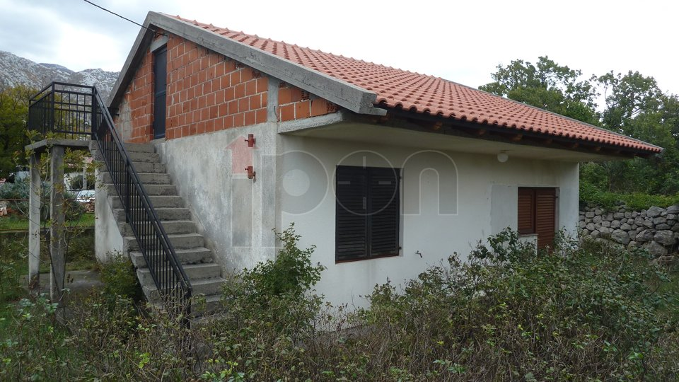 House, 90 m2, For Sale, Karlobag