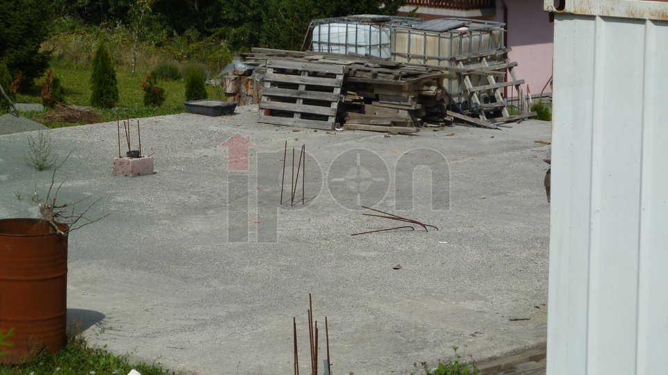 Land, 559 m2, For Sale, Fužine