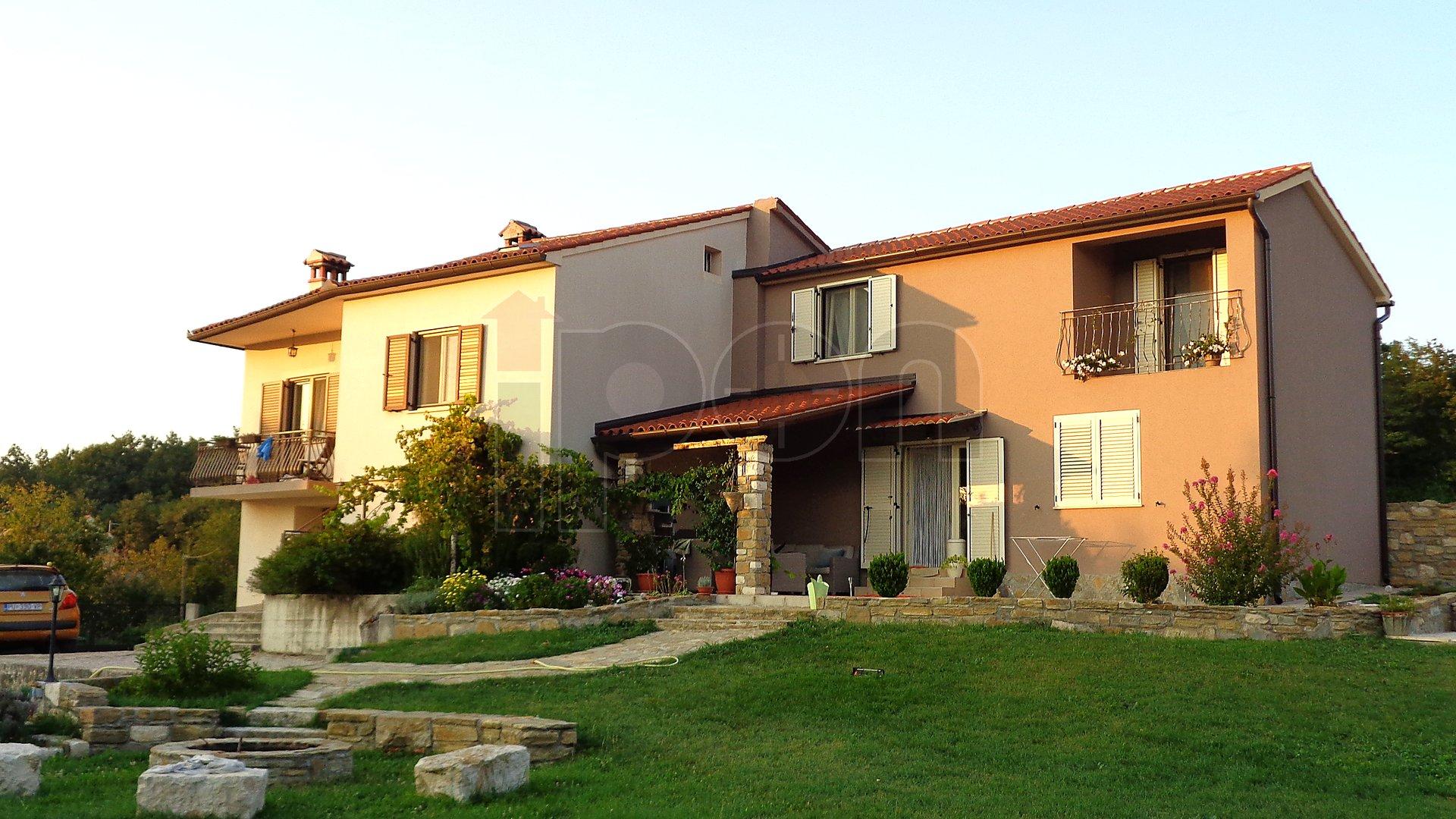 House, 460 m2, For Sale, Kršan