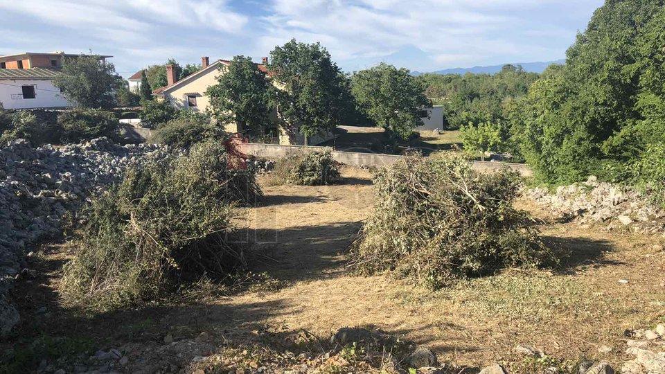 Grundstück, 1348 m2, Verkauf, Krk - Vrh