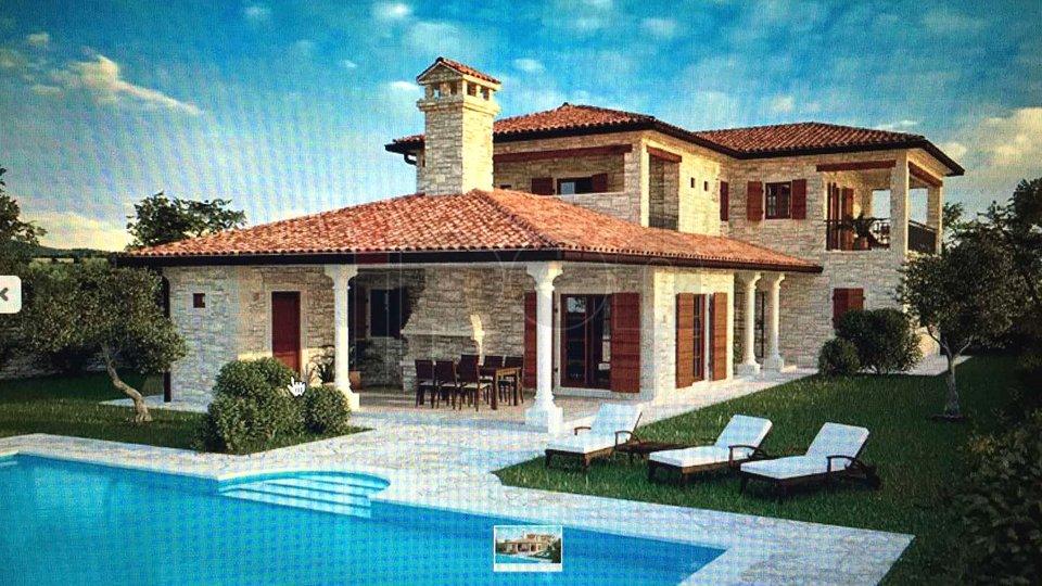 Land, 1348 m2, For Sale, Krk - Vrh