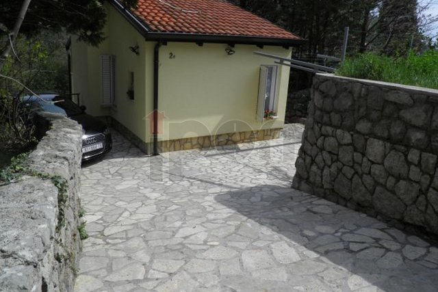 House, 65 m2, For Sale, Mošćenička Draga