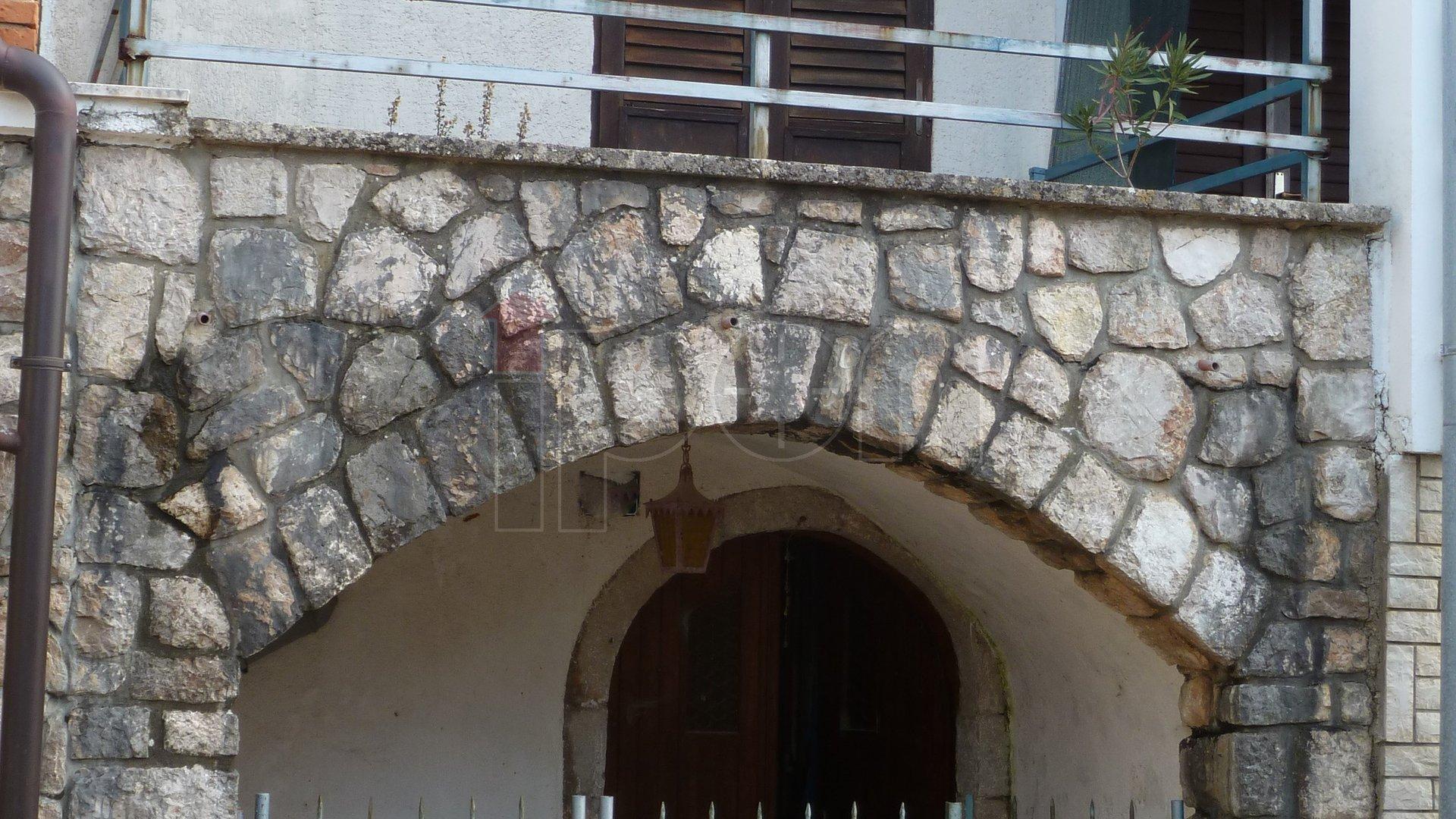 House, 110 m2, For Sale, Dobrinj - Klimno