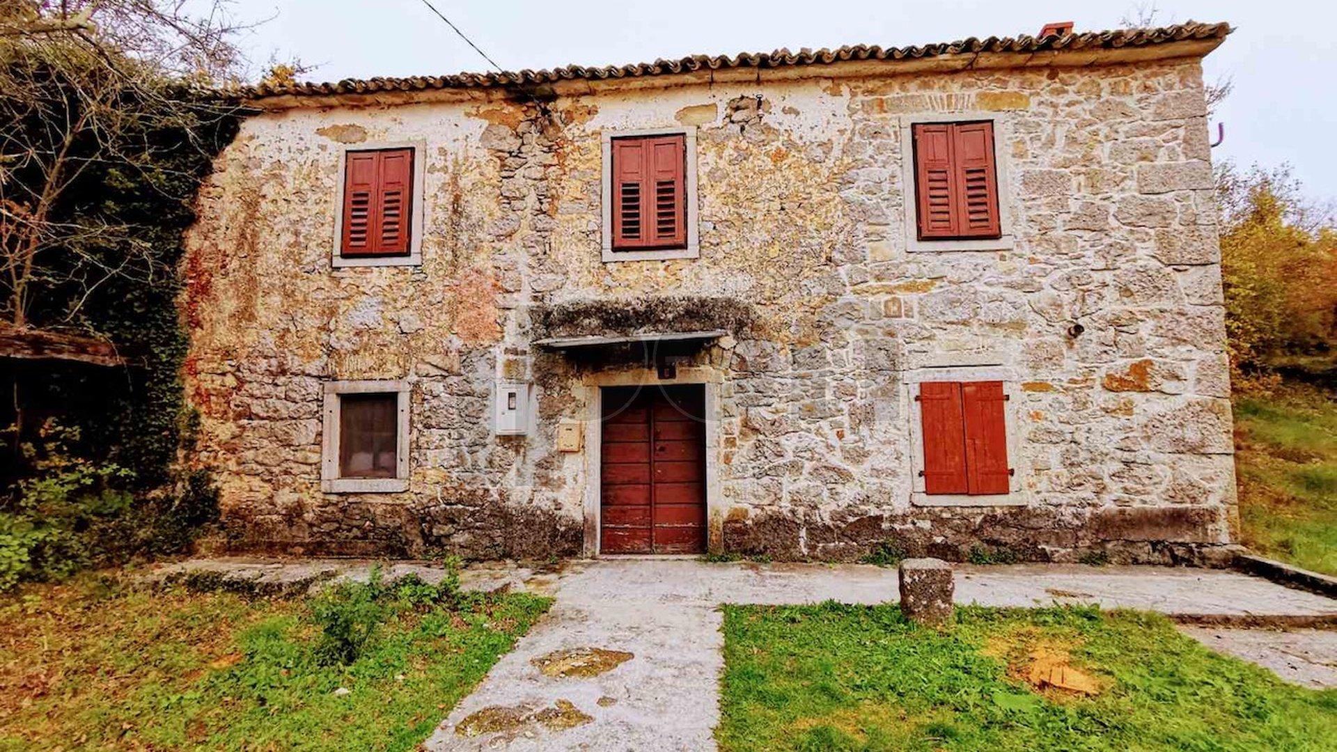 Hiša, 90 m2, Prodaja, Buzet - Roč