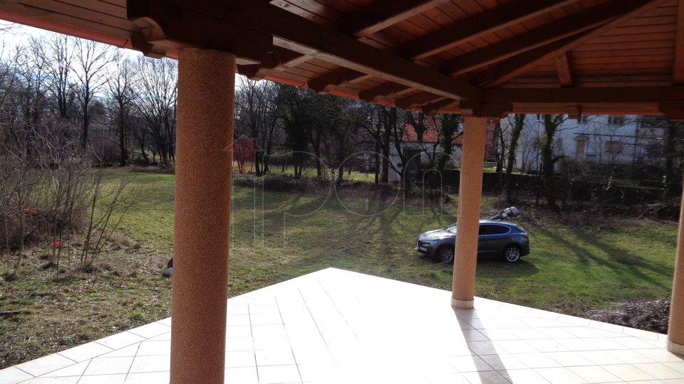 Čavle, nova samostojeća kuća, roh-bau