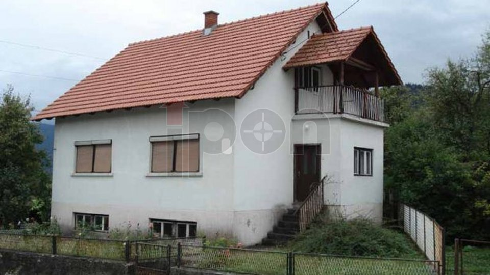 House, 140 m2, For Sale, Vrbovsko