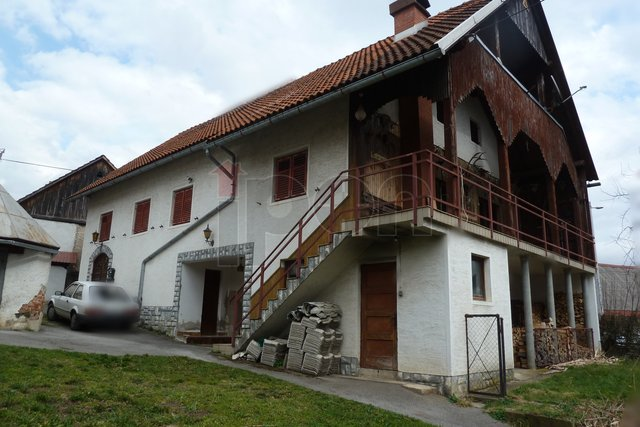 House, 250 m2, For Sale, Vrbovsko - Lukovdol