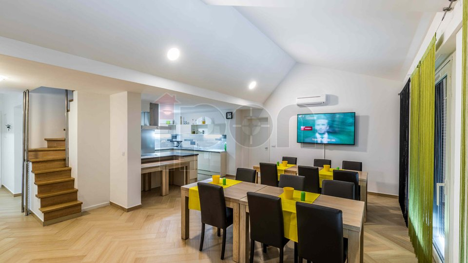 Wohnung, 180 m2, Verkauf, Dobrinj - Čižići