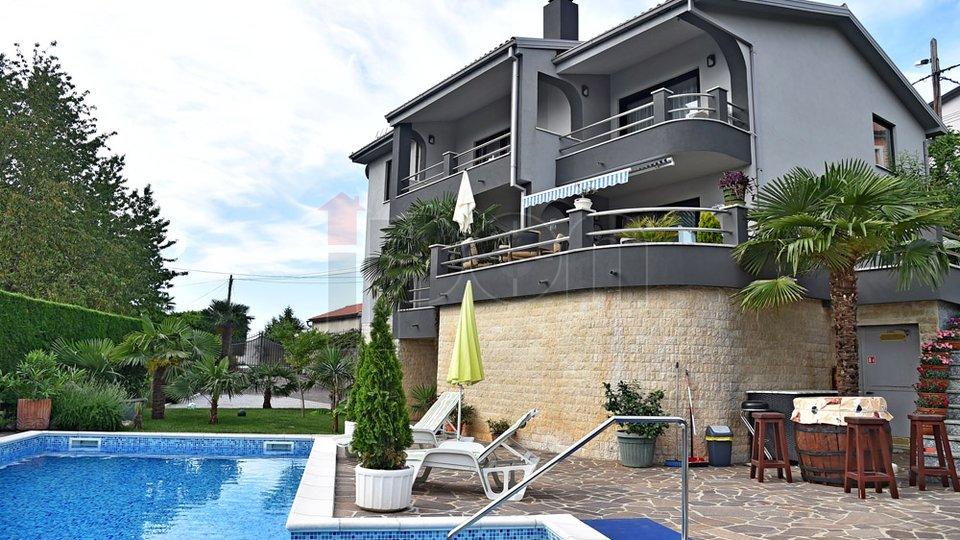House, 270 m2, For Sale, Matulji