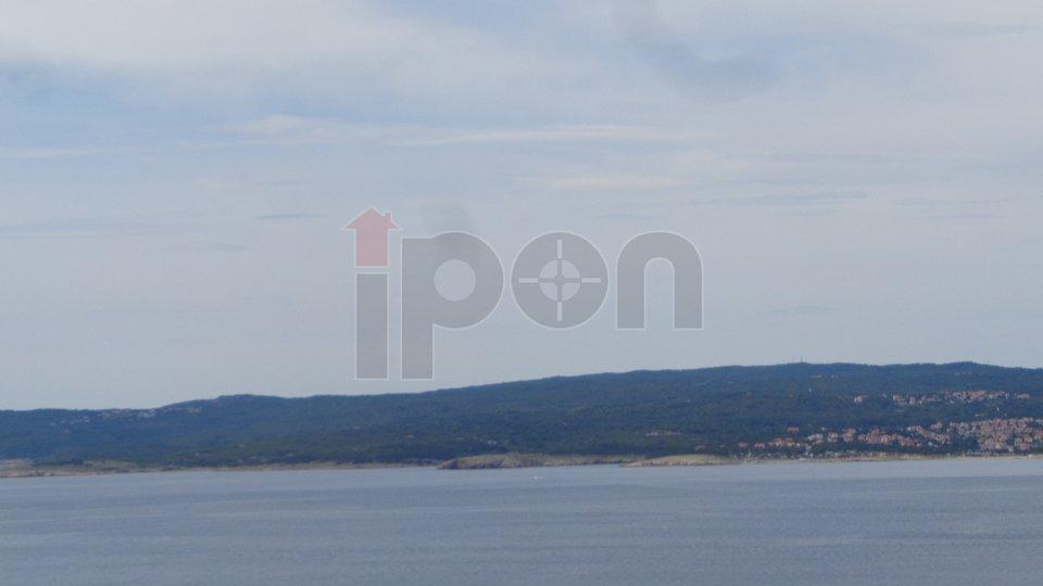 Crikvenica, 2s+db, 2 kat, pogled na more, centralno grijanje