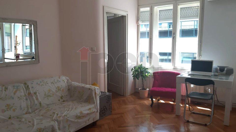 Zagreb-Centar, zgodan stan na odličnoj lokaciji