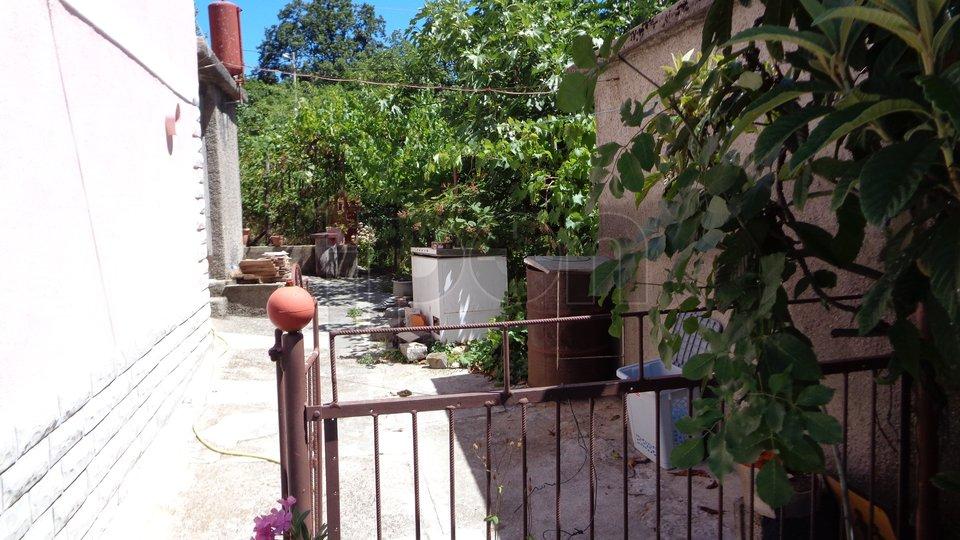 G. Zamet, dvojna kućica sa garažom