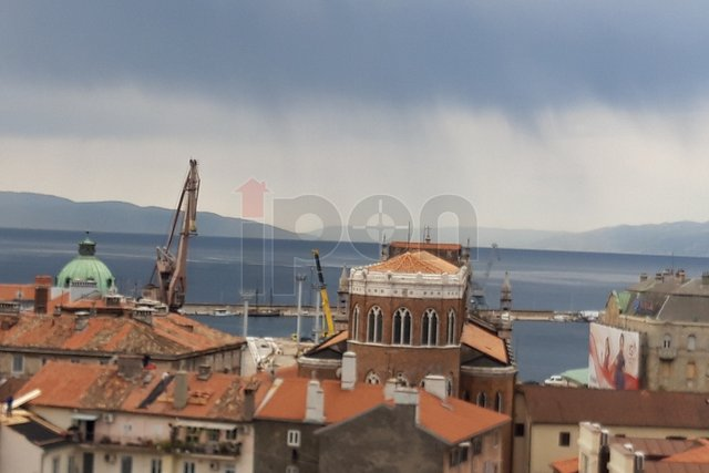 Apartment, 102 m2, For Sale, Rijeka - Centar