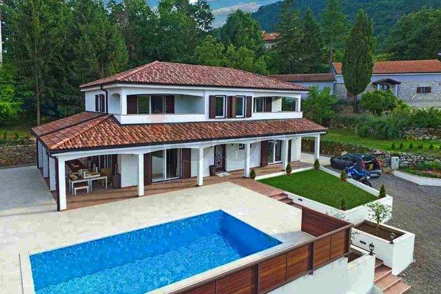 House, 200 m2, For Sale, Lovran - Liganj