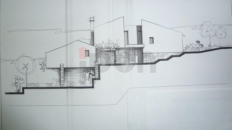 Land, 730 m2, For Sale, Čavle