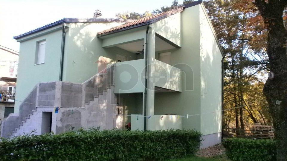 Kastav-Tometići, nova kuća sa 2 stana