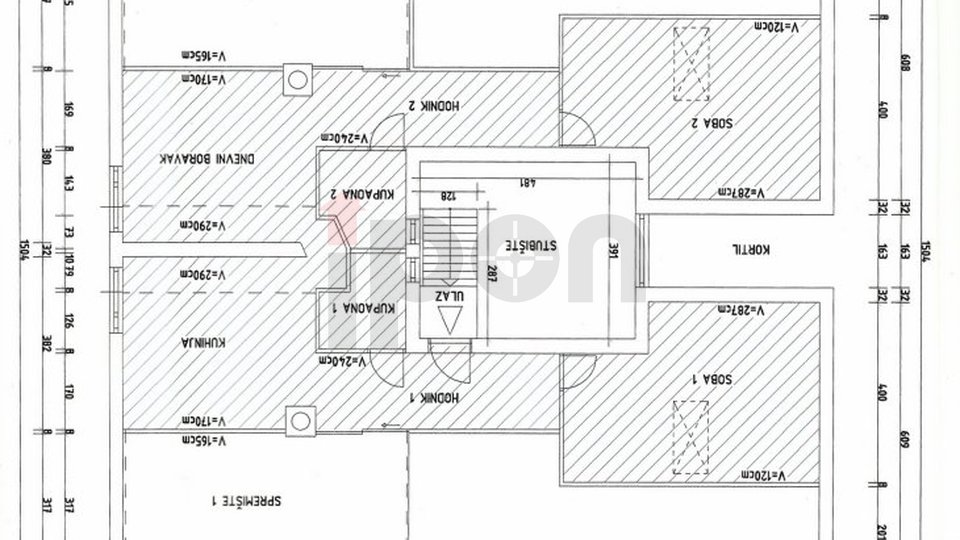 Apartment, 102 m2, For Sale, Kastav - Rešetari