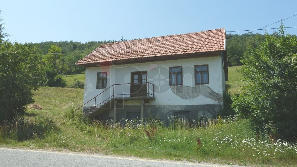 House, 55 m2, For Sale, Vrbovsko